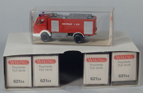 Wiking 621/6 MB 1719 24/50, Notruf 112