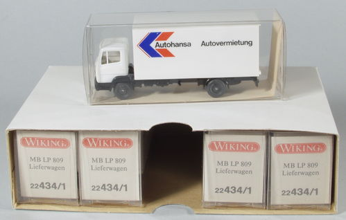 "Wiking 434/8 MB LP 809 City ""Autohansa"""