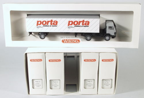 "Wiking 544/5 MB Koffersattelzug ""Porta"""