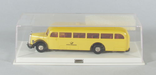"Brekina 5021  MB Bus ""Deutsche Bundespost"""