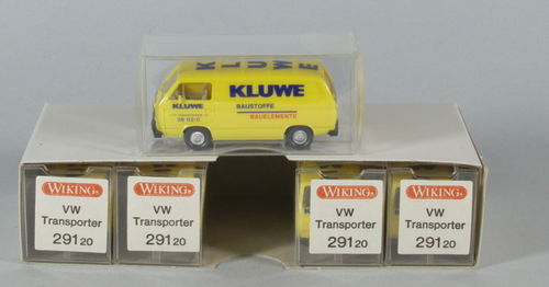 "Wiking 291/1 VW Transporter ""Kluwe"""