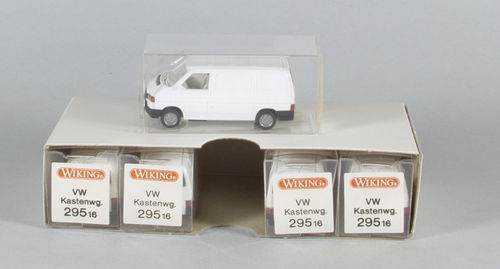 Wiking 295/1 VW Transporter T4 weiß