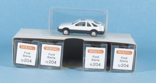 Wiking 204/4 Ford Sierra XR4 weiß