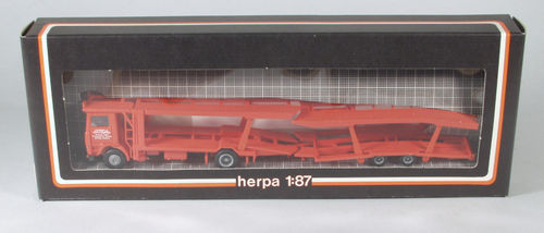 "Herpa 800440 Volvo F10 Autotransporter ""Cotra"""