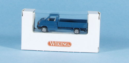 "Wiking 297/1 VW Transporter-Pritsche blautürkis - BP ""CT"""
