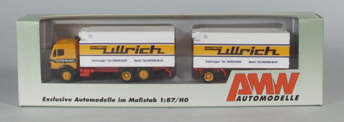 "AWM 70101 MB Hängerzug ""Spedition Ullrich"""