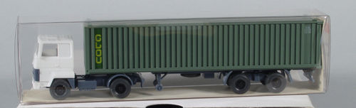 "Wiking 523/20 Ford Container Sattelzug ""Clou"""